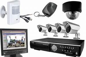 Video Surveillance Maison : la domotique au service de la vid o surveillance maison ~ Premium-room.com Idées de Décoration