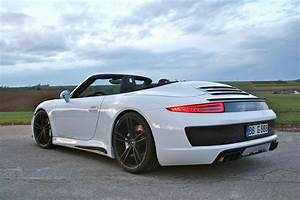 Porsche 911 Carrera Cabrio : gemballa gives porsche 911 carrera s cabrio cool styling ~ Jslefanu.com Haus und Dekorationen