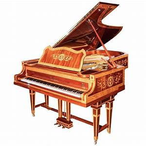 Single Handmade German Luxury Grand Piano Richard 7th with ...