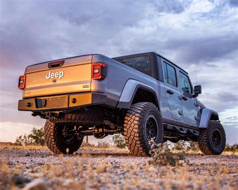 magnum  raptor series rbmjpn rear bumper   jeep gladiator jt quadratec