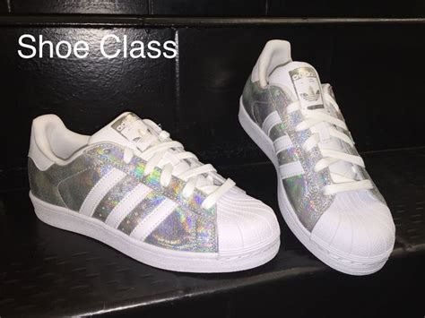 Adidas Superstar Rainbow Glitter