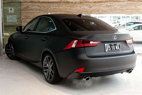lexus rc f matte black photo gallery 2014 lexus is 350 f sport in matte black