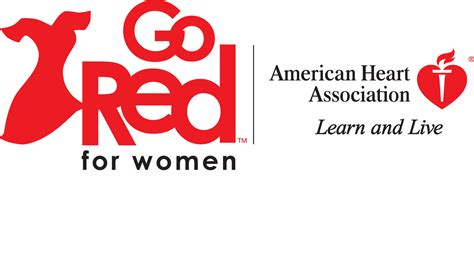 go red for women logo- horizontal | Auditions Free