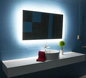Backlit, Bathroom, Mirror, Rectangle, 48, X, 28, In, U2013, Ib, Mirror