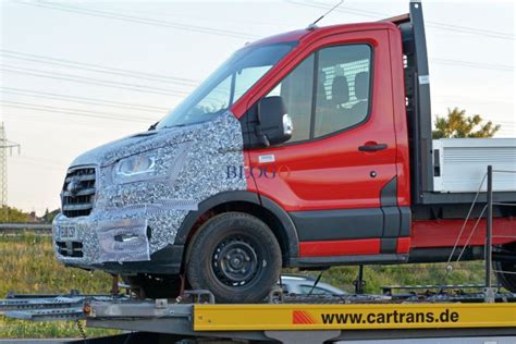 2019 Ford Transit Awd by Ford Transit 2019 Foto Spia Gallery