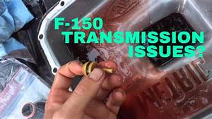 2004-2008 Ford F-150 Transmission Problems  Flush