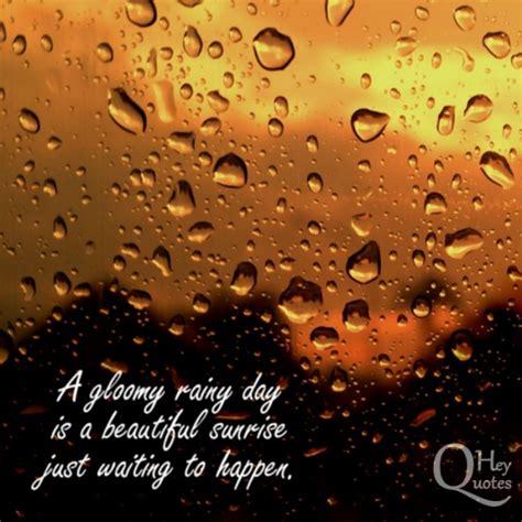 beautiful rainy day quotes quotesgram