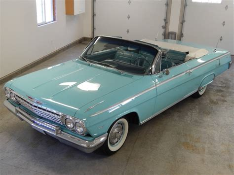 Chevrolet Impala Convertible For Sale