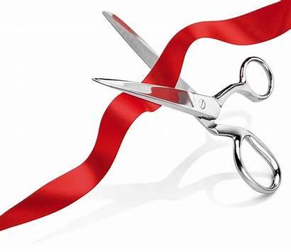 Ribbon Scissors Cutting Tape Reduction Openx Tim