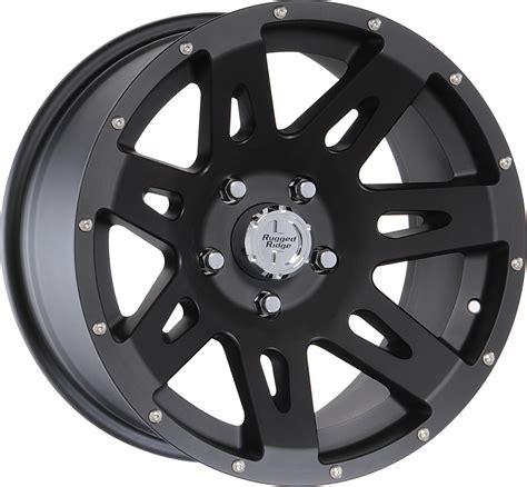 rugged ridge wheels rugged ridge xhd wheel quadratec