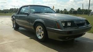 86 Mustang GT Convertible