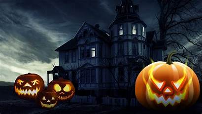 Halloween Pumpkin Background Wallpapers Baltana