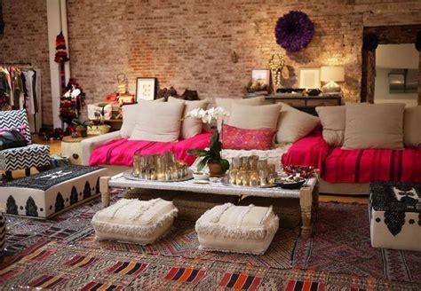Tendaggi Antichi Un Salotto In Stile Etnico Ecco Come Realizzarlo