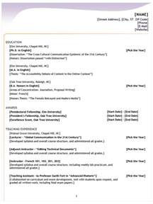 The Best Resume Format Exles by 16 Free Resume Templates Excel Pdf Formats
