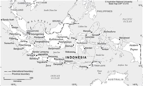 indonesian provinces  cartogis services maps