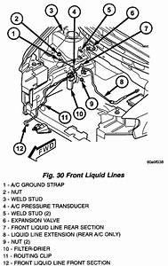 2005 Chrysler Crossfire Parts Diagram Rear Quarter2005