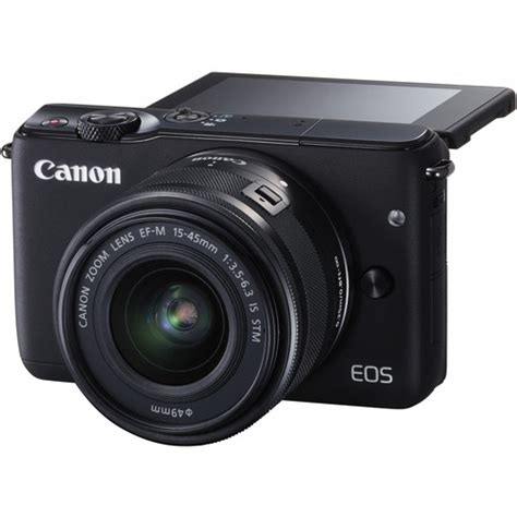 Canon Eos M10  The Eos M3's Little Brother