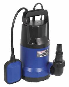 Submersible Water Pump Automatic 100ltr  Min 230v