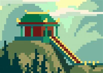 Science Kombat Pixel Bar Pixelart Number Animations