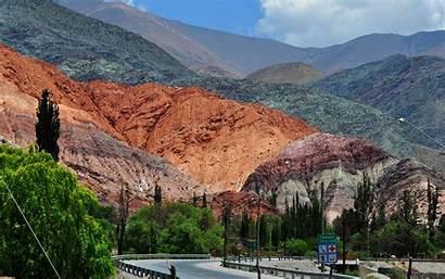 Humahuaca Quebrada Argentina Lugares Purmamarca Valle Jujuy