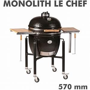 Monolith Grill Erfahrungen : monolith grill lechef master edition by grillarena 2018 schwarz mit gestell und seitentische ~ Orissabook.com Haus und Dekorationen