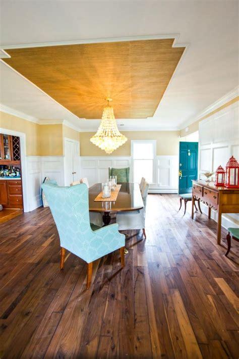 Budget Kitchen Ideas - how to refinish hardwood floors diy home improvement hgtv