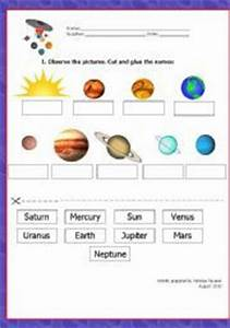 planet worksheets for kids | English teaching worksheets ...