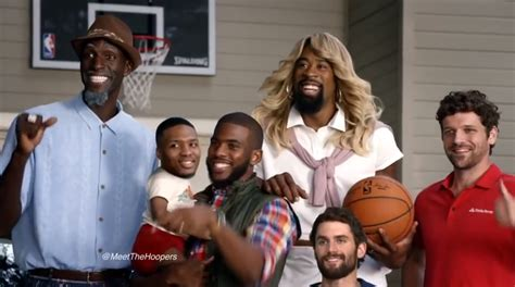 chris paul stars  funny  state farm commercial