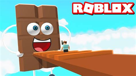 Escape The Chocolate Obby In Roblox Youtube