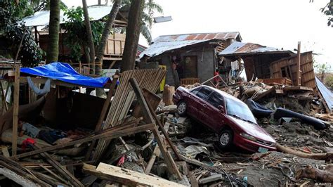 Philippines A Country Prone To Natural Disasters Asia