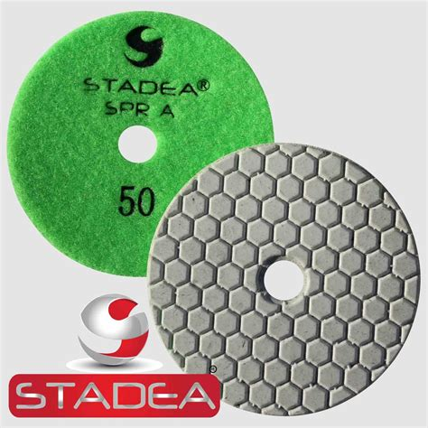 stadea 4 quot polishing pads for granite marble