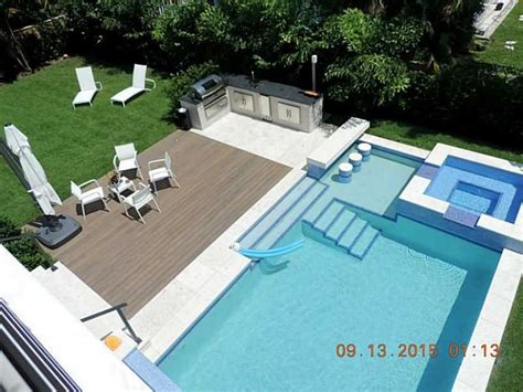 outdoor custom kitchens 25 best ideas about swimming pool designs on