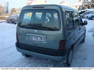Partner Peugeot Occasion : peugeot partner 2l hdi xt pack 2004 occasion auto peugeot partner ~ Medecine-chirurgie-esthetiques.com Avis de Voitures