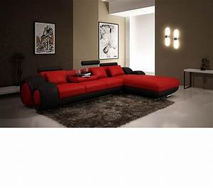 Dreamfurniturecom 4085 modern leather sectional sofa for 4085 modern leather sectional sofa with recliner