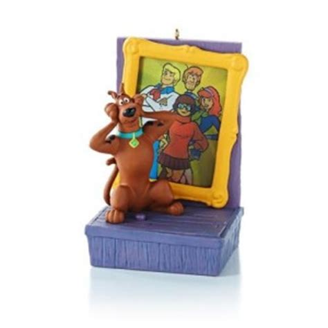scooby doo christmas ornament  decoration cool stuff