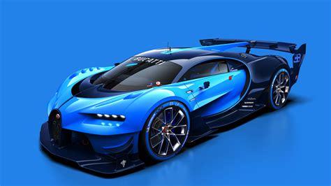 future bugatti bugatti vision gran turismo concept 2015 frankfurt auto
