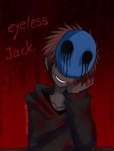 Eyeless Jack, or E.J. is a creepypasta. - ThingLink