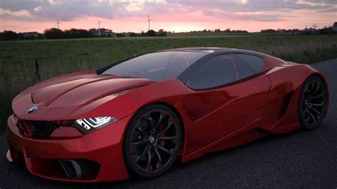 Bmw M10 Gt4 Concept M6