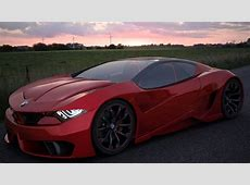 BMW M10 GT4 CONCEPT M6 YouTube