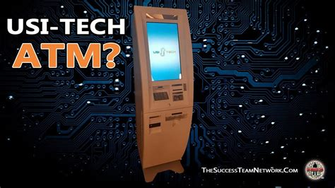 However, atms also charge a bitcoin atm—a rising technology around the world. USI Tech BitCoin ATM Machine? - You Have Got To See This! - YouTube
