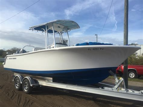 Boats For Sale In Florida by Sportsman Boats 231 Boats For Sale In Florida