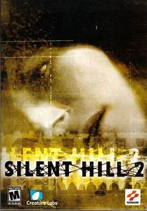 Silent Hill 2: Restless Dreams (2002) Windows box cover ...