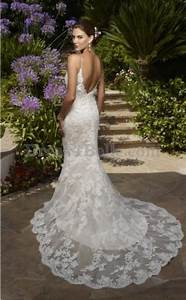 Fit and flare lace wedding dress cheap and chic wedding for Lace dress for wedding