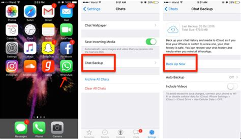 how to start a chat on iphone 4 ways to transfer whatsapp messages from iphone to iphone
