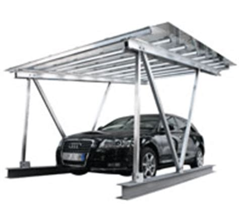 Schletter Solar Carports  Commercial Park@sol Carport Systems