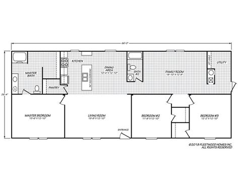 pure ufleetwood homes modular home plans fleetwood homes floor plans