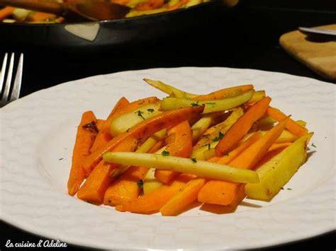 panais cuisine recettes de panais et poêlée