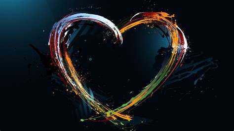 love abstract design wallpapers hd wallpapers id