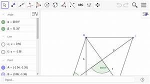 Raute Flächeninhalt Berechnen : parallelogramm raute fl cheninhalt umfang geogebra ~ Themetempest.com Abrechnung