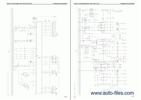 volvo fm7 9 10 12 fh12 nh12 wiring diagrams repair manuals download wiring diagram